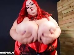 Jaymez ryder in champagne room bbw at..