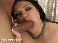 Bbw whore nailed hard