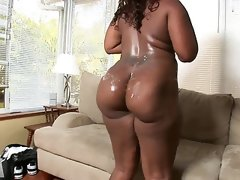 Skyy black big assed ebony anal slut..