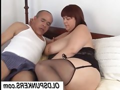 Beautiful big tits mature bbw josie is..
