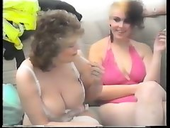 Sexy chubby babes german vintage