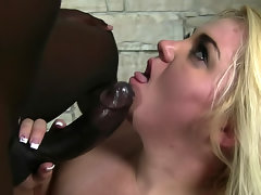 Fat girl and bbc get it on hardcore