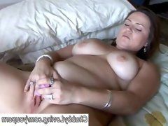 Beautiful big tits bbw gives a great..