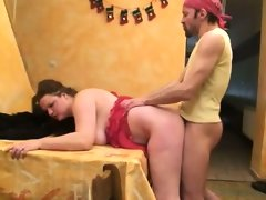 French bbw melissa loves anal
